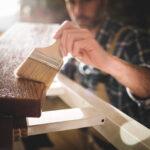 Farbe für Holz Titelbild
