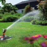 Gartenberegnung für den Garten