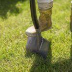 Rasen umgraben Blogtext